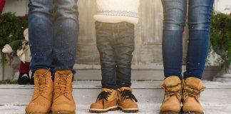 Modne obuwie zimowe